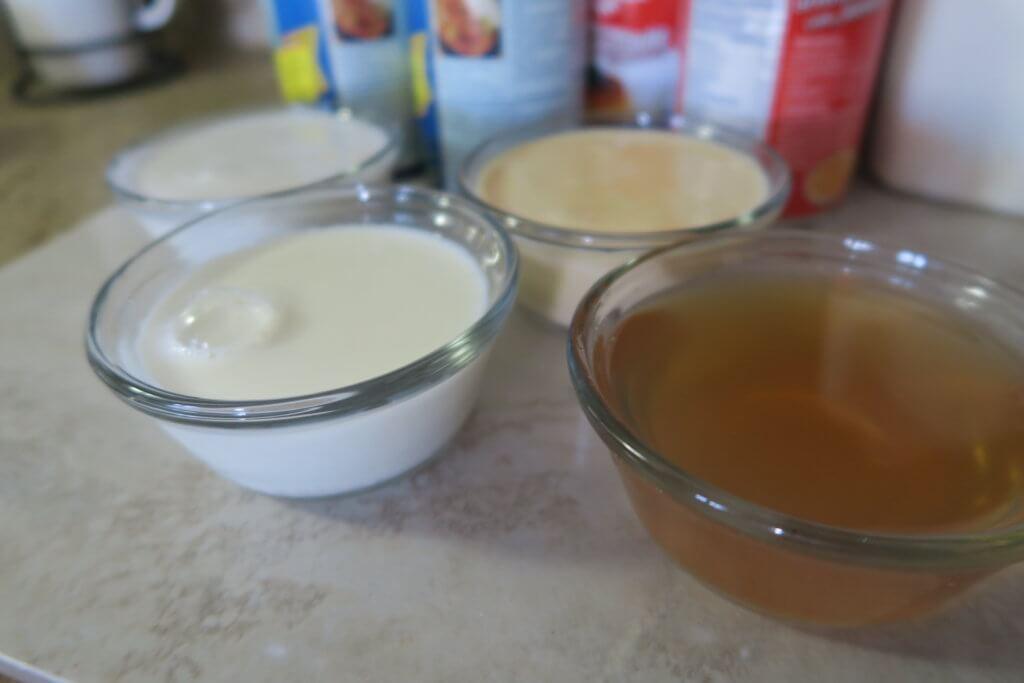 Ingredientes ARROZ CON DULCE PUERTORRIQUEÑO