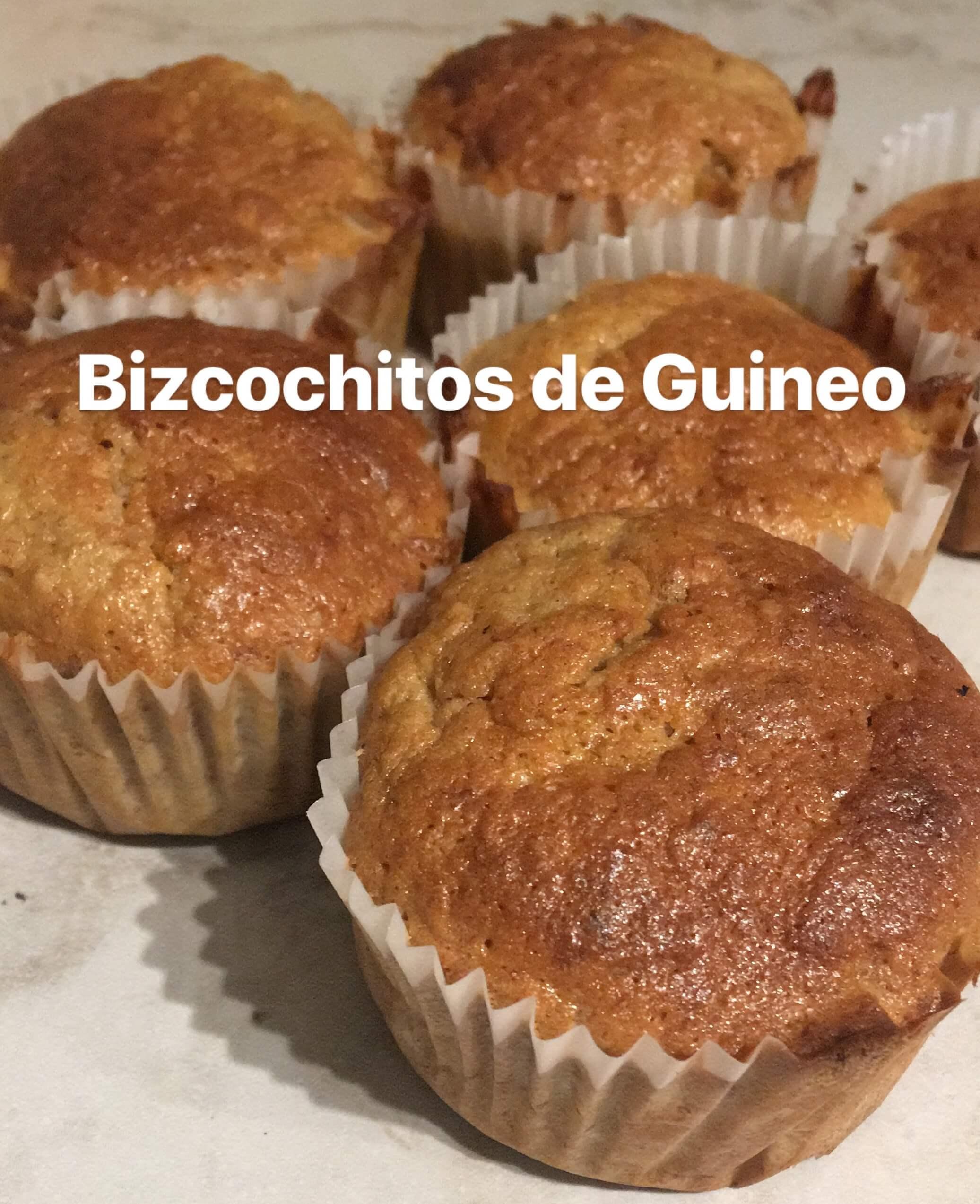 BIZCOCHO DE GUINEO