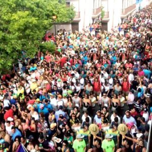 Fiesta de la Calle San Sebastian