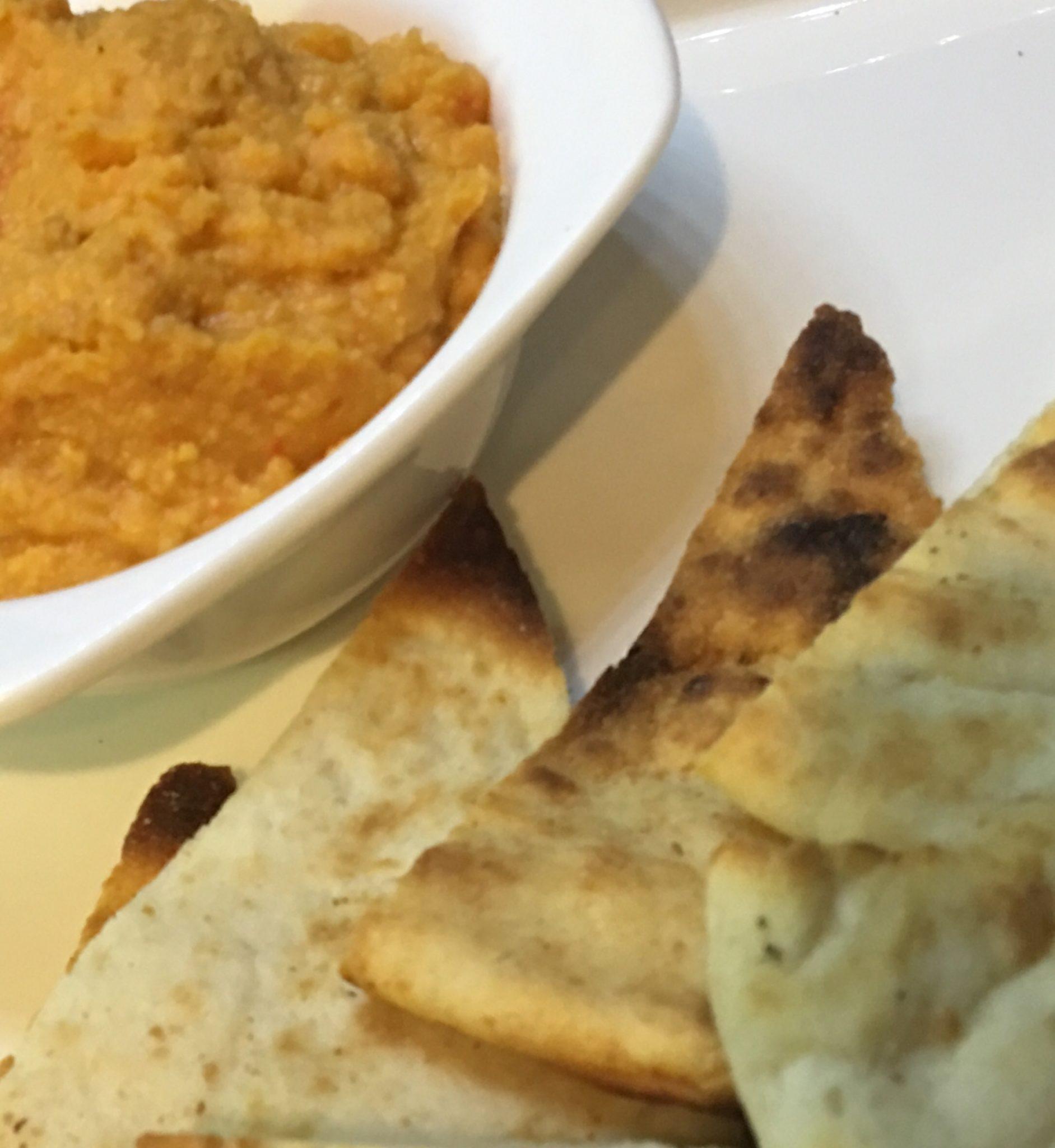 Hummus de Garbanzo