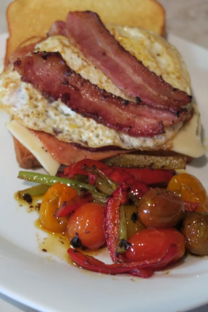 Sandwich Brioche