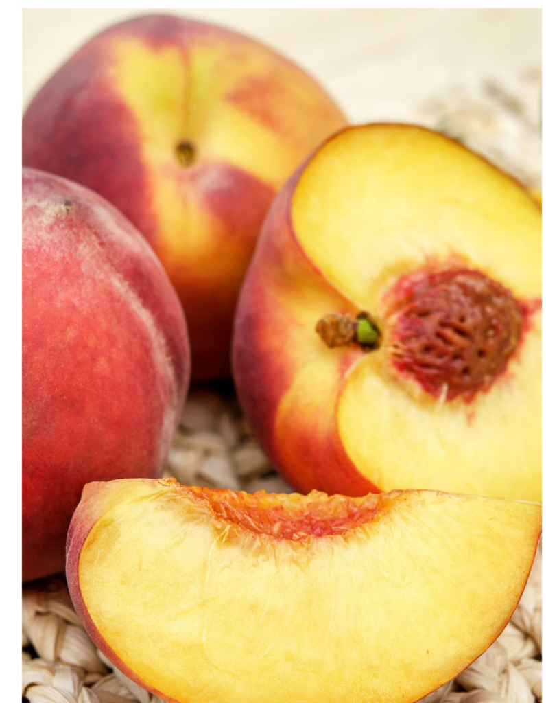 Fruta de Melocotón