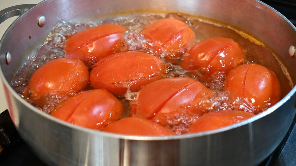 Tomates  para Mermelada